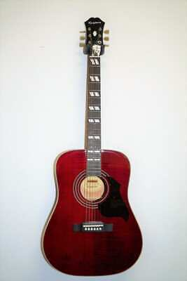 Epiphone Hummingbird Artist Acoustic Gutar