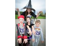 Lead/Sweep cyclist needed for charity running event on Saturday 15 October!