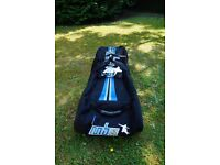 MBS mountain board bag, mountain board, kite board, kiteboard, mountainboard