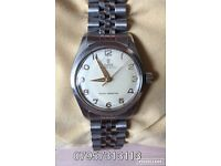 Genuine Tudor prince Rolex oyster Royal vintage automatic watch with box stunning jubilee strap
