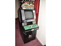 Cash Cube: Kick For Cash (Arcade Machine, Not Working, Used)