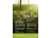 Hatha and Align and Shine Yoga Fow in Bekenham