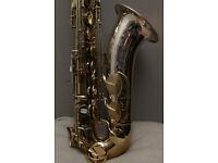 King Super 20 Silver Sonic tenor saxophone, Clevelend, Near mint!