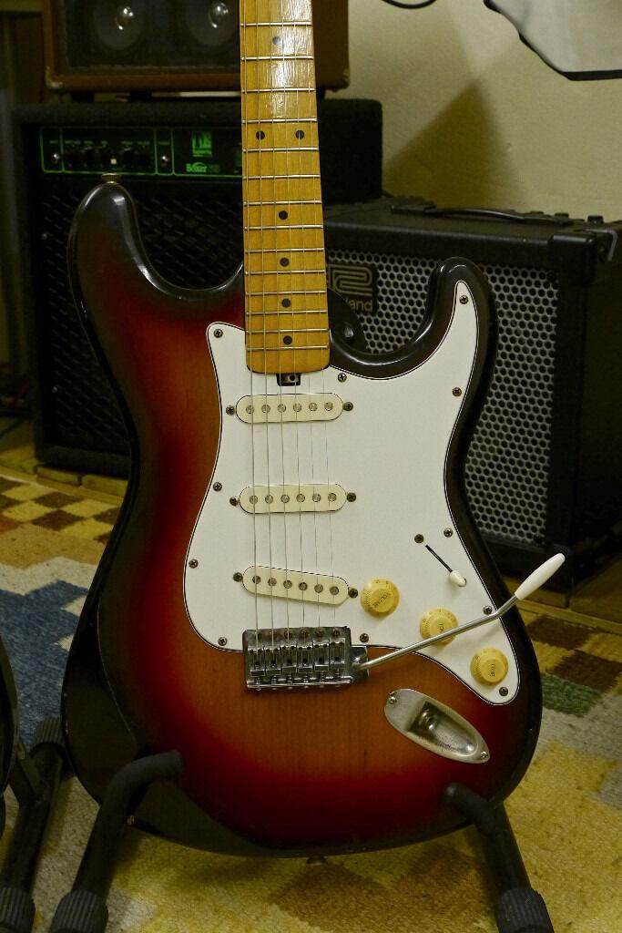 Vintage MIJ Stratocaster 70s/ 80s