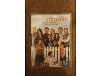 Modern Family - Season 1-4 (DVD). Condition: Very Good. Price + Delivery: £20.
