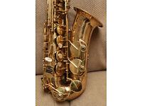 Selmer Super Action Series II alto saxophone