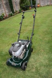 HAYTER HARRIER 41 SELF PROPELLED AUTO DRIVE MOWER