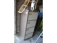 Office filing cabinet 4 drawers, good condition