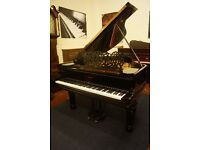 Steinway & Sons grand piano. Fully rebuilt model A circa 1889