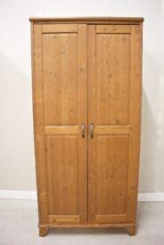 ikea traditional vintage style wardrobe