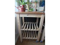 Kitchen cart/Kitchen islands (IKEA) SET OF 2