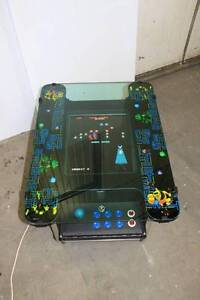 Arcade Games Table - 1200 games - Made in Australia Sumner Brisbane South West Preview