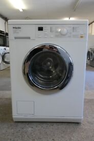 Miele W3204 Honeycomb Care Drum 6kg Freestanding Washing Machine In White