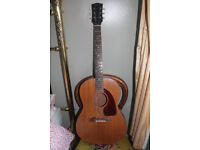 Vintage Gibson Acoustic Guitar 1965
