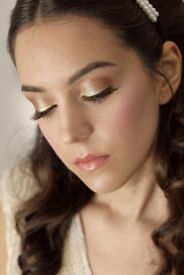 bridal makeup for free in exchange for photos