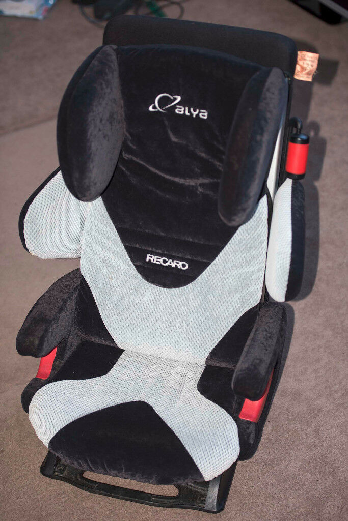 Recaro Alya Child Car Seat With In Built Speakers