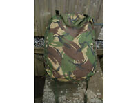 British Army Issue DPM All Arms Bergen / 'Turtle' Backpack (new/supergrade condition)