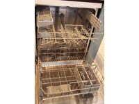 Bosch Exxcel Dishwasher, Silver £35 - quick sale needed due to move