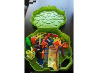Junior kid K'nex travel set construction toys