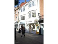 Serviced offices available at 107 High Street Winchester