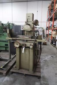 "Hydraulic Surface Grinder w/ 6"" x 18"" Magnetic Chuck"
