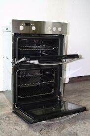 Whirlpool Built-In Double Oven.Excellent Condition.Digital Display.12 Month Warranty.