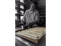 Experienced Pastry Chef Required