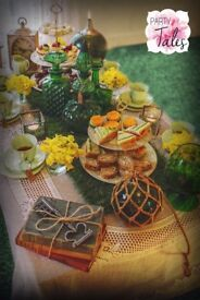 EVENT/ PARTY DECORATION BUSINESS FOR SALE including more than 300 items,antique items,vintage china