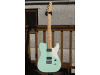 Fender MIM Cabronita Telecaster - Surf Green