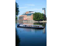 SEASONAL AND PERMANENT BOAT CREW REQUIRED for PASSENGER AND RETAIL BOATS IN STRATFORD UPON AVON