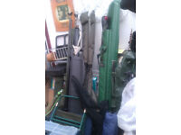 fishing tackle and equipment, carp gear ect ect'