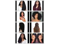 Afro, Caribbean hairstylist