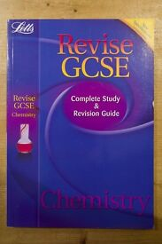 FREE Letts Revise GCSE Chemistry - Complete Study & Revision Guide