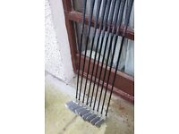 Ben Sayers Ladies Golf Clubs - iron set - in good condition