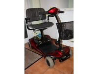 Shoprider Mobility Scooter in very nice condition, hardly used