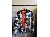 BRAND NEW Jakke Faux Fur Jacket (with label)
