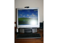 Viglen All in One PC Dual Core, good condition