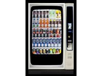 Vending machines Ideal for Protein Shakes, Snacks, Gym Accessories etc £35 per week