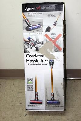 Dyson V8 Absolute Bagless Cordless Handheld/Stick Vacuum Cleaner --