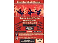 Dance & Musical Theatre Summer School