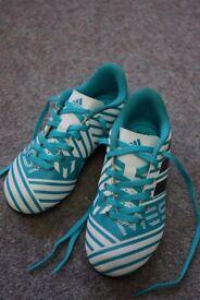 Childrens Football Boots - adidas Nemeziz Messi - Size C12 kids