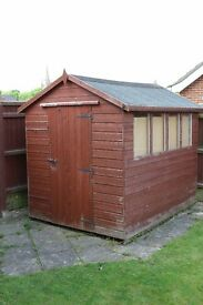 For Sale Used Garden Shed