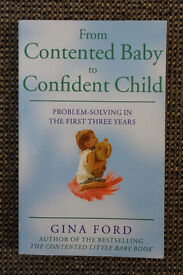 GINA FORD Baby book: From Contented Baby to Confident Child