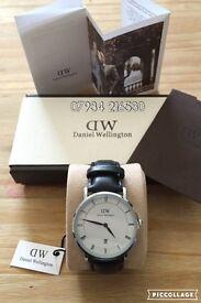 Daniel Wellington DW cheap designer watches brand new in box not boss, Armani, MK ICE STUNNING GIFT