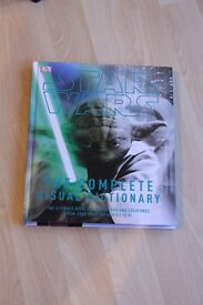 Star Wars the complete visual dictionary DK books