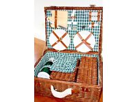 Pretty Hamper Excellent condition. Never been used.