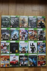 20 Xbox 360 Games