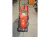 Flymo Lawnmower with Box