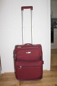 'riced for quick sale' Cabin suitcase