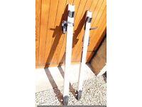 Thule velo vise roof bike racks / carriers (2 items)
